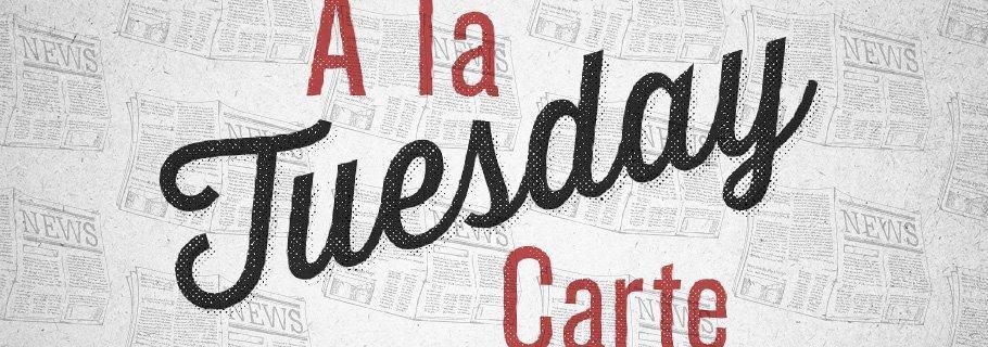 A La Carte (September 18)