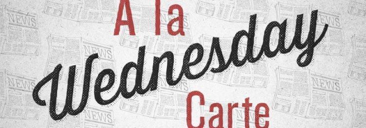 A La Carte (September 25)