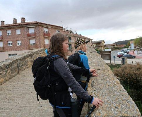 Fem dagar på Camino de Santiago
