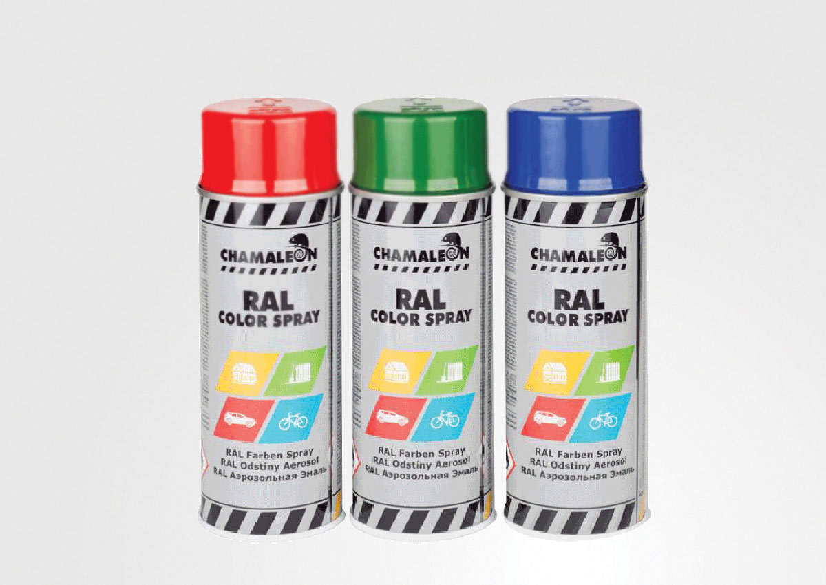 Ral Color Sprays