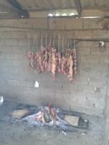 tradiotional smoked pork