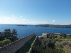 finikounda-pylos-castle-view