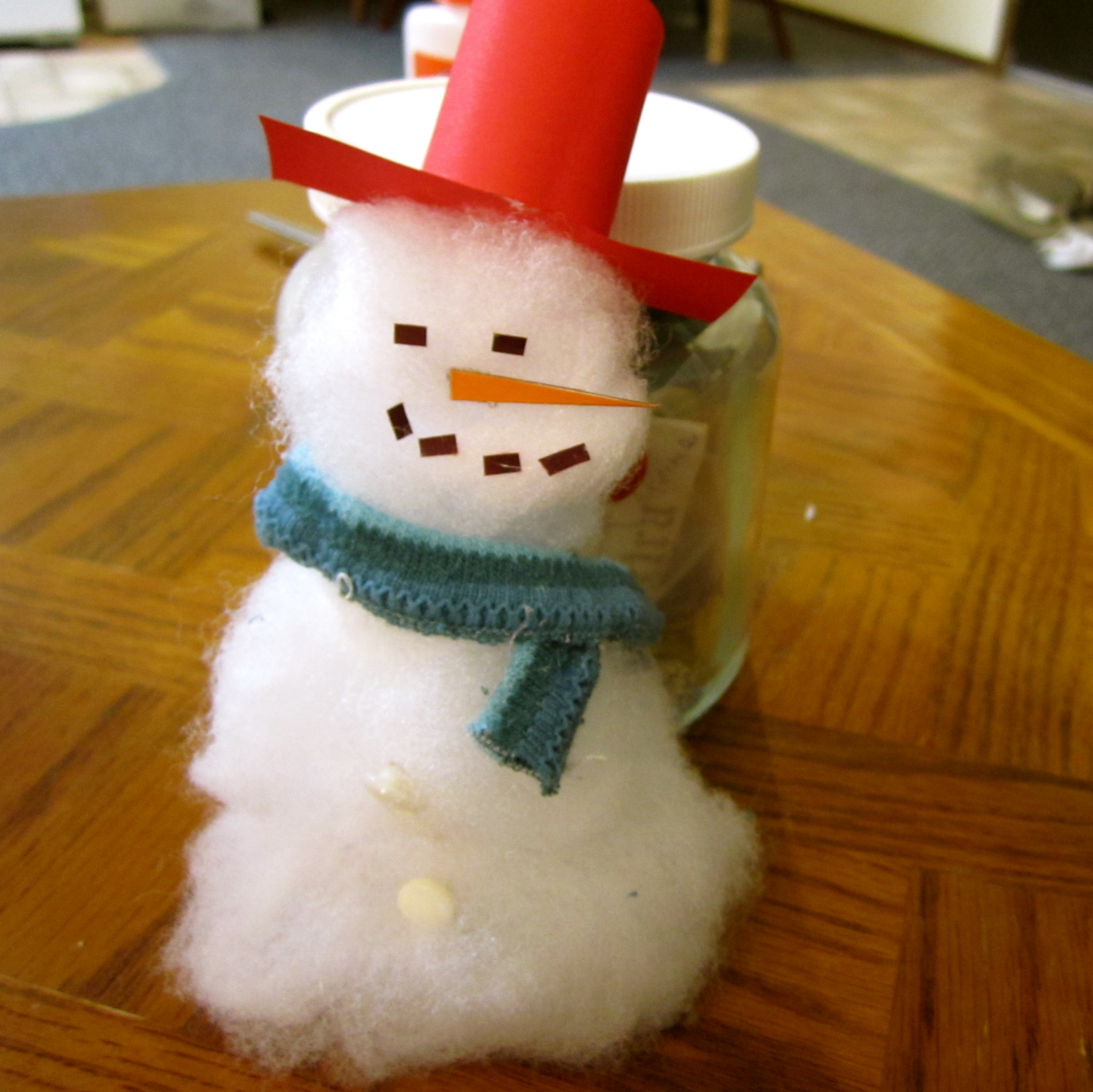 Reduce Reuse Re Invent Winter Eco Craft