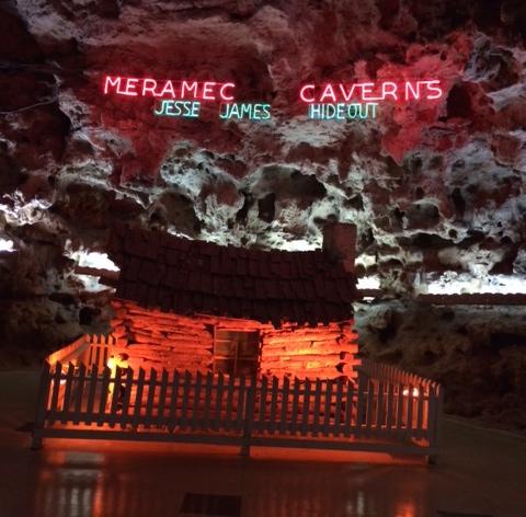 Road Trip Meramec Caverns