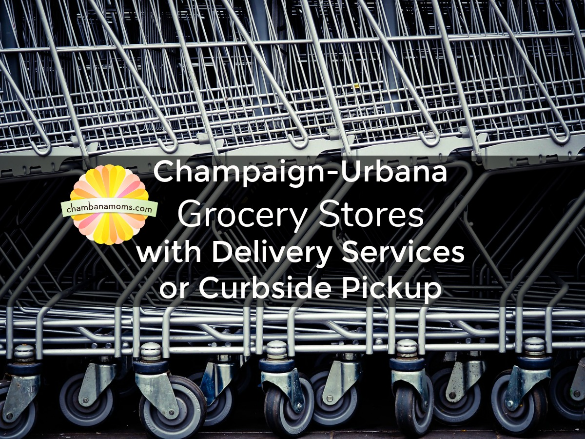 grocery delivery and curbside