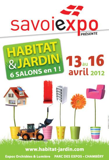 salon Habitat et Jardin  Chambry Savoie
