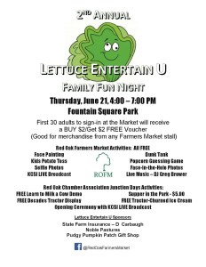 ROFM Lettuce Entertain U