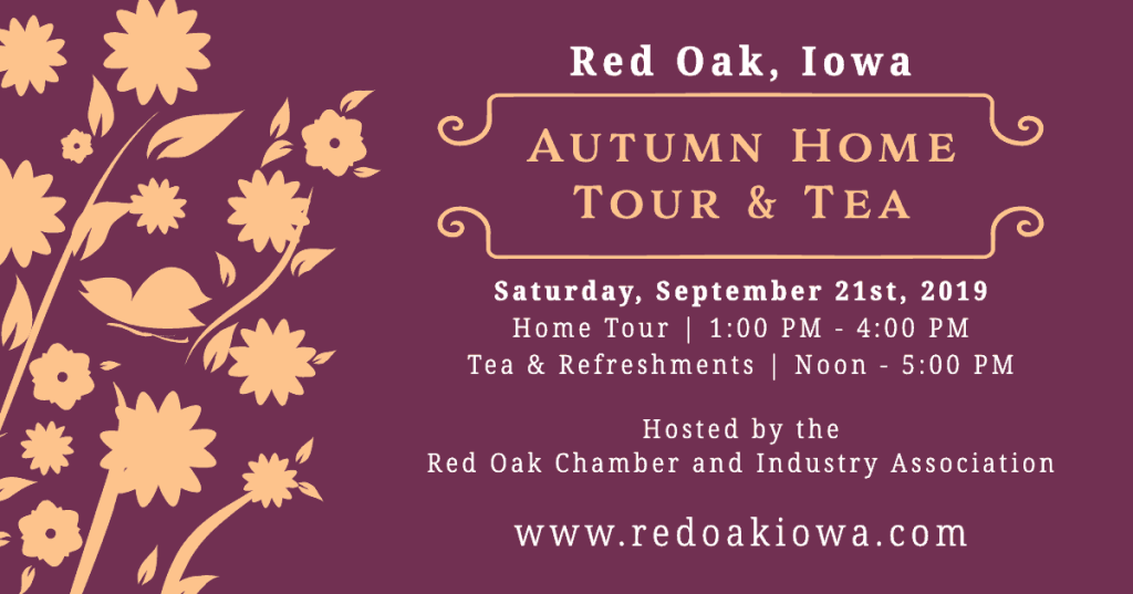2019 Autumn Home Tour & Tea
