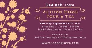 2019 Autumn Home Tour & Tea