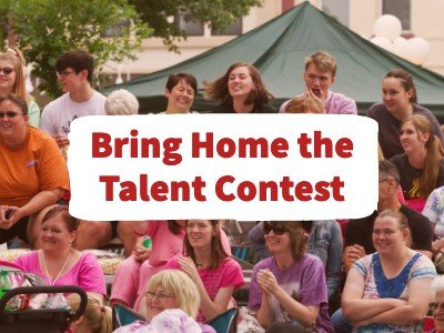 Junction Days Bring Home the Talent Contest