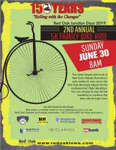 2nd Annual Family Bike Ride