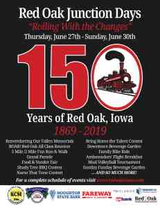 Red Oak Junction Days 2019