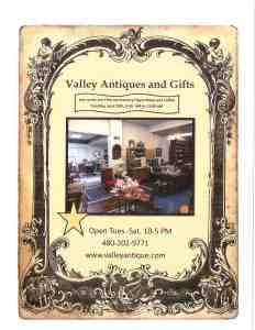 Valley Antiques & Gifts Ribbon Cutting