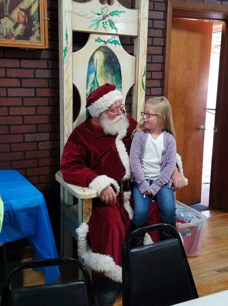Santa Claus Meet and Greet