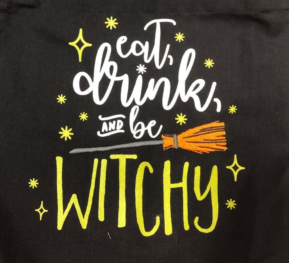 Eat, Drink, and be WITCHY!