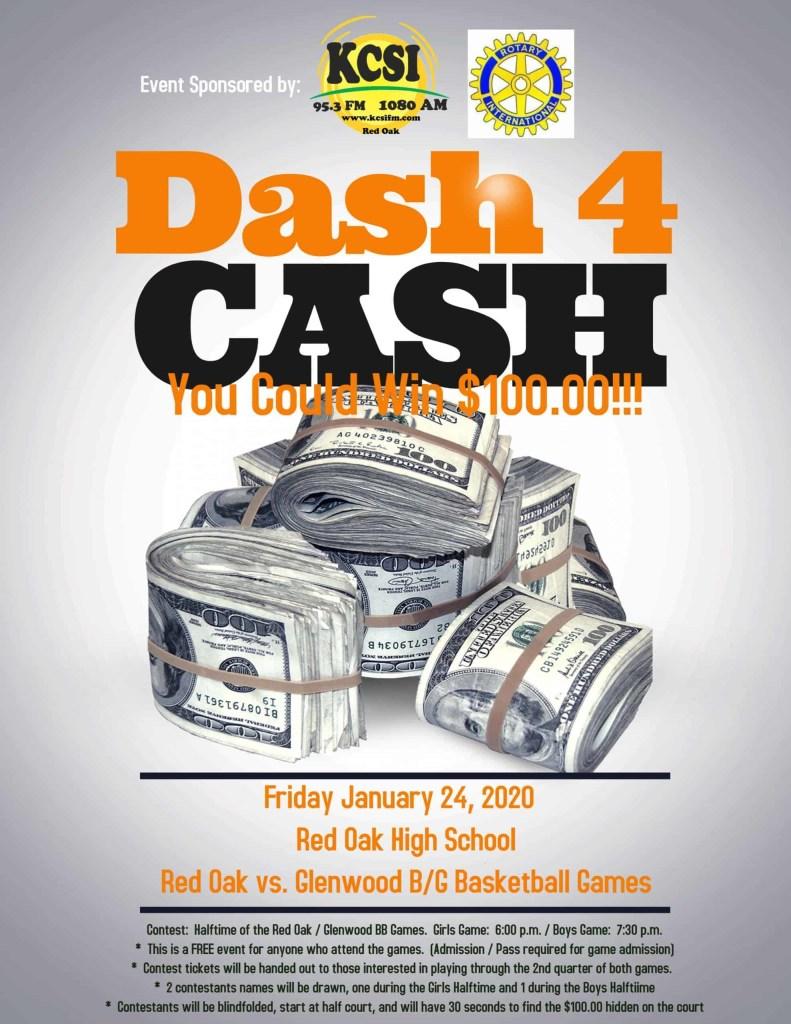 Dash 4 Cash
