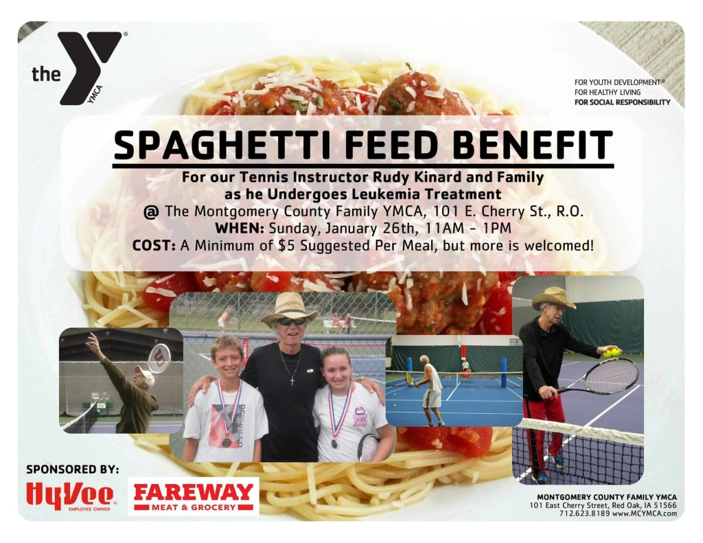Spaghetti Feed Benefit