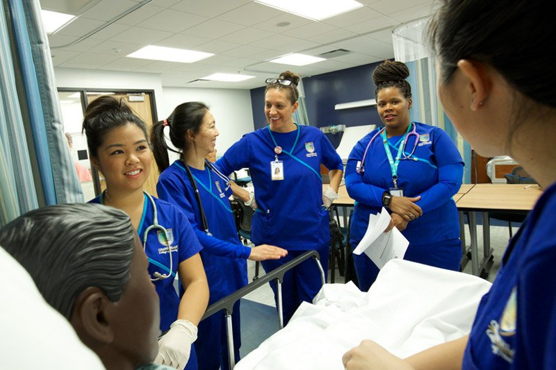 BSN Program 3Year Bachelor of Science in Nursing  Chamberlain