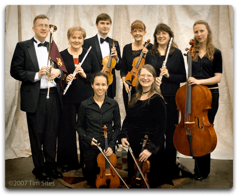 Chamber Music Unlimited  String Quartets Trios Wedding Musicians and Wedding Bands in