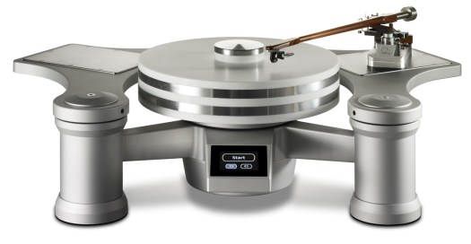 Wave Kinetics NVS Reference Turntable Front