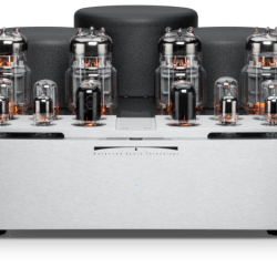 BAT Rex II Monoblock Power Amplifier Silver Front