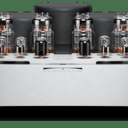 BAT Rex II Monoblock Power Amplifier Silver Front