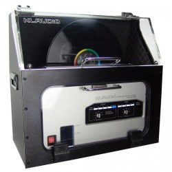 KLAUDiO Acoustic Dampening Case (KD-SIL-02) for Record Cleaner (Front)