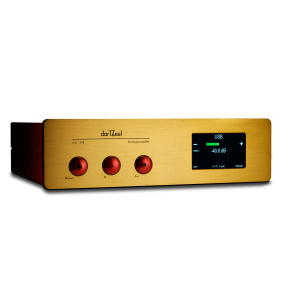 darTZeel LHC-208 Integrated Amplifier / Preamplifier / DAC Front