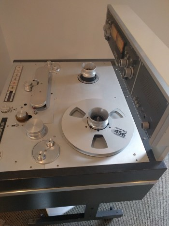 Studer A 80 RC MKll Tape Machine