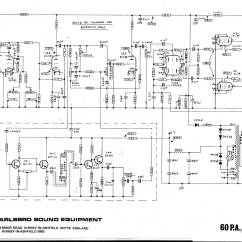Amp Wiring Diagram Carrier Air Conditioning Unit 3 500z Amplifier Schematic 572b