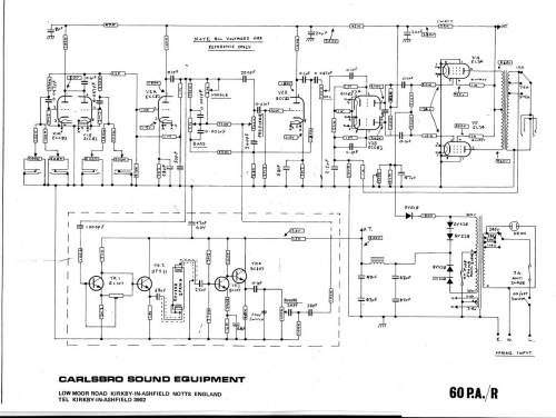 small resolution of return to carslbro schematic diagrams page