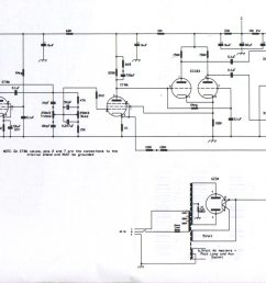 schematic wiring diagrams the linear conchord 30 l50 amplifiers [ 1638 x 941 Pixel ]
