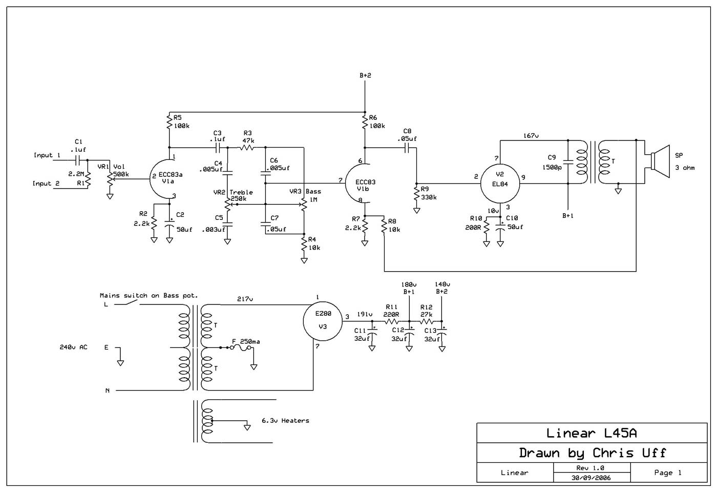 rickenbacker guitar wiring diagrams honeywell wifi thermostat diagram linear conchord l45a schematic