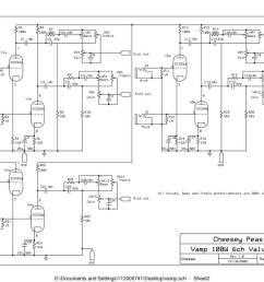 vampower 100 watt amplifier schematic diagrams 8 channel amp wiring diagram pa amp wiring diagram [ 1200 x 927 Pixel ]