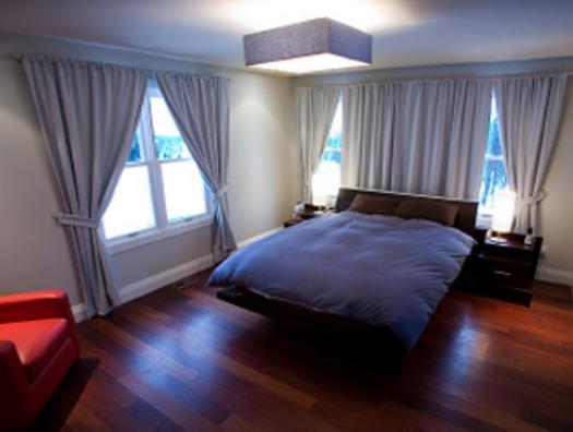 choisir des rideaux pour une chambre
