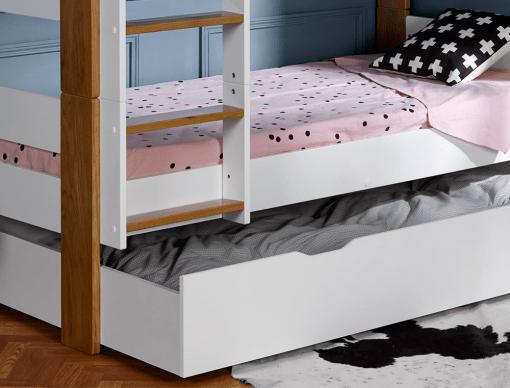 tiroir de lit superpose 90x190 scandi