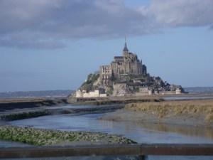 19- Mont Saint Michel en 2014