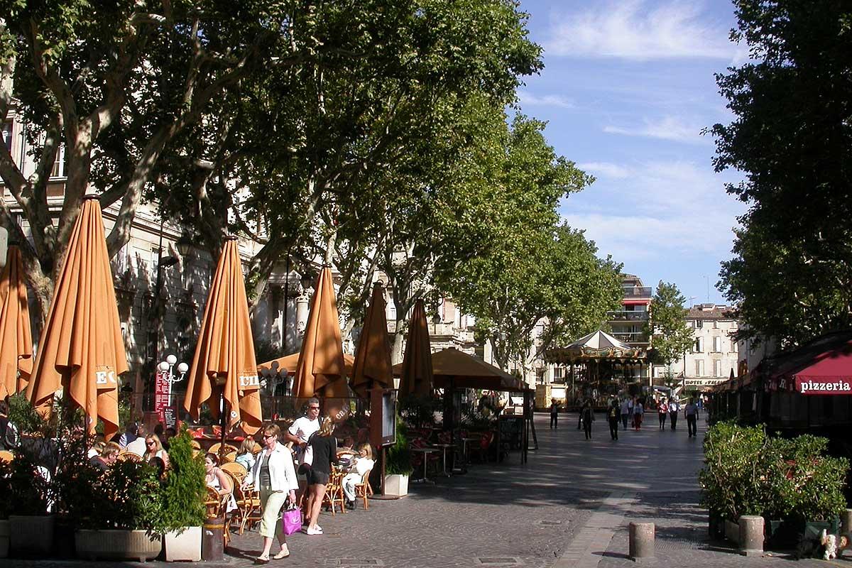 Avignon centre ville  Chambres dhtes Provence
