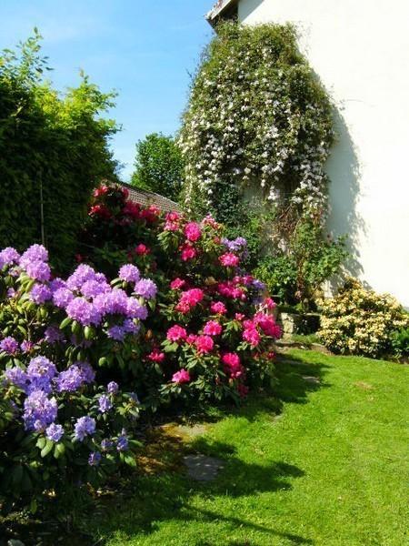Chambres Dhtes De Charme Au Jardin Fleuri A 1 Km Du