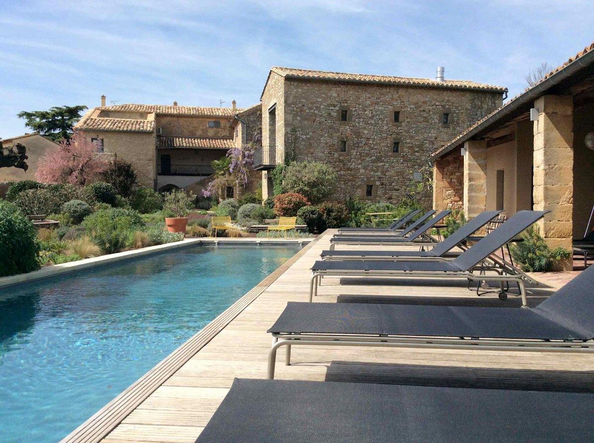 Maison Dulysse Baron Chambres Dhotes De Charme Gard En Languedoc