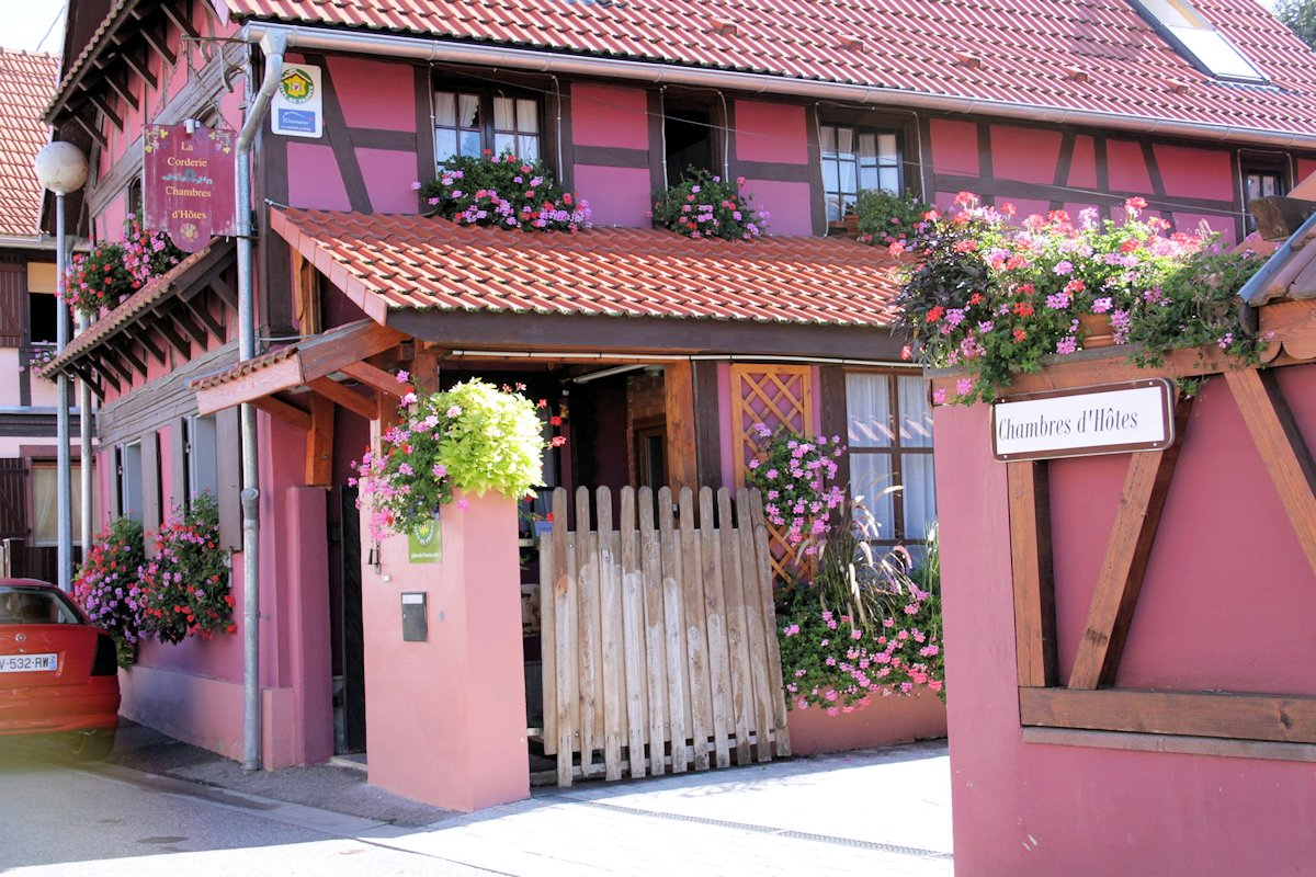 La Corderie Chambres D Hotes Alsace Plobsheim Bas Rhin