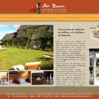 Ar Run - Chambres d'Hôtes Lanvellec Bretagne
