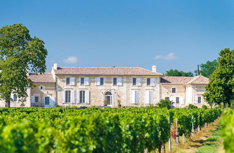 Manoir DAstre Bordeaux St Emilion Lugon Et Lle Du