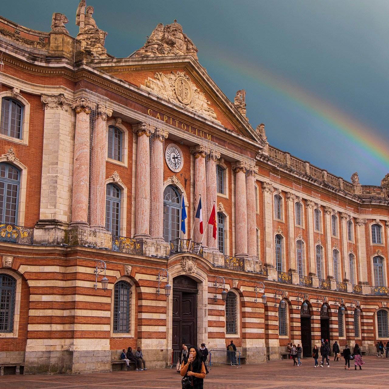 Gebouw in Toulouse Chambres d'Hôtes zoeken