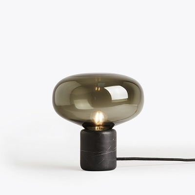 black-marble-smoked-glass-table-lamp-chameleon-aberdeen