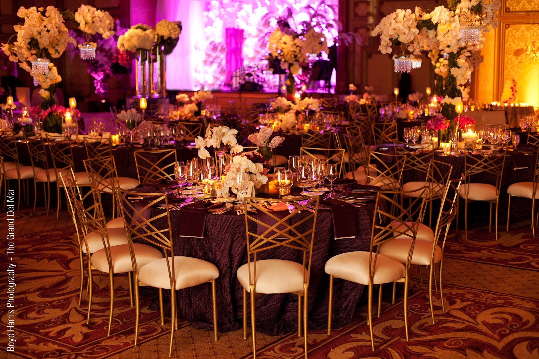 Weddings  2010  Grand Del Mar Boyd Harris Photography  Banquet Chairs for Sale and Rent by
