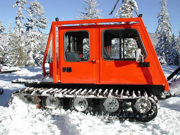 Lmc 1500 Snowcat