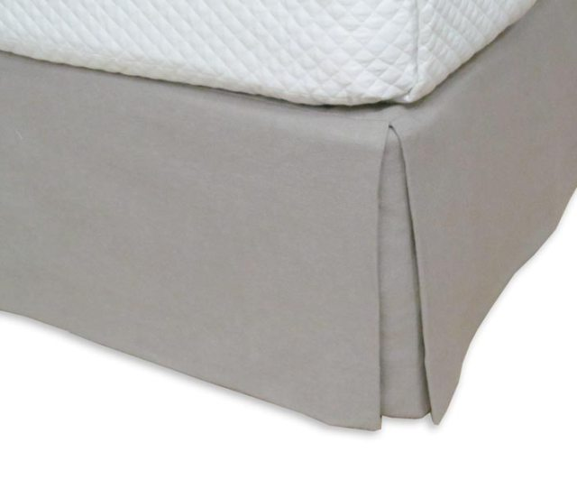 Bed Skirt Mouse Gray 15 E2 80 B3 Drop