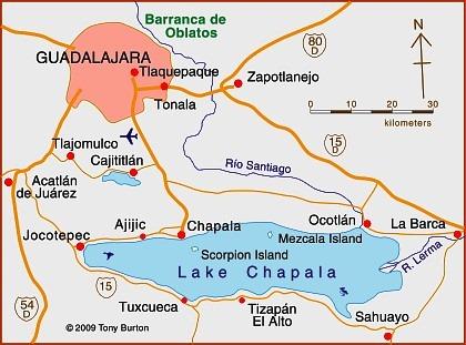 Resultado de imagen para lago chapala jalisco