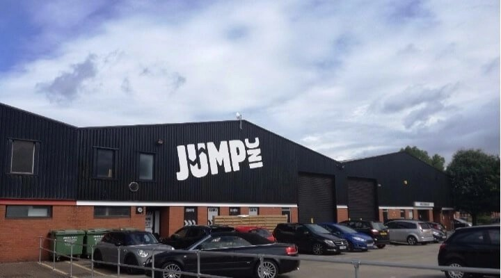 Jump Inc Sheffield
